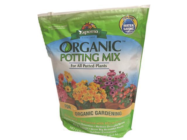 Espoma 027038 Organic Potting Mix Display