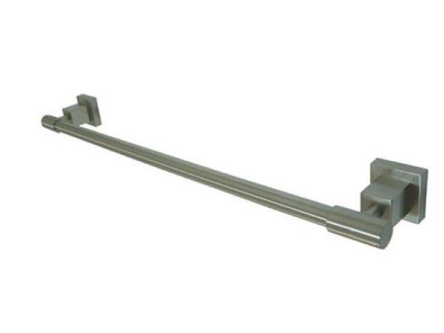 CLAREMONT 24 TOWEL BAR-Satin Nickel Finish