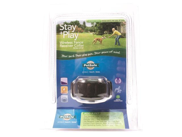 PetSafe Stay + Play Wireless Fence Extra Receiver PIF00-14288