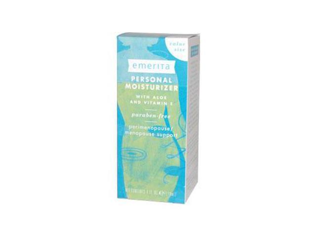 Feminine Personal Moisturizer - Emerita - 4 oz - Liquid