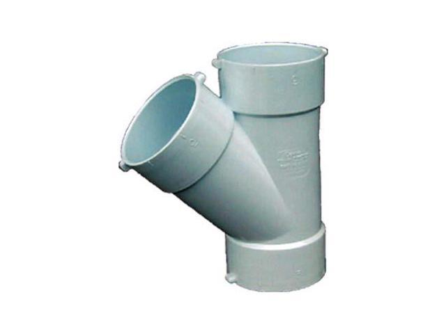 Genova Products 41040 4 inch PVC  Wye