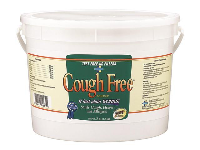 Farnam-Sure Nutrition 3001361 Cough Free Powder For Horses