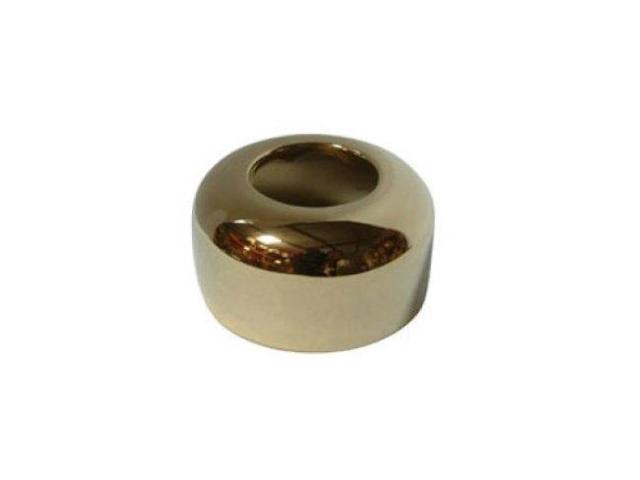 Kingston Brass PFLBELL1122 Kingston Brass PFLBELL1122 1-.5 in. Bell Flange, Polished Brass
