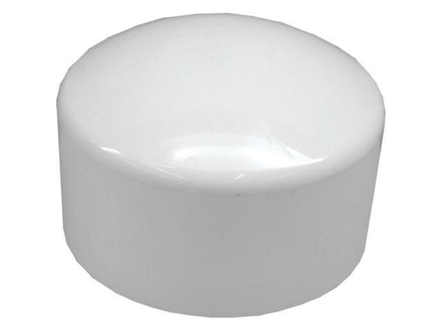 Genova Products 30154 4-Inch PVC Slip Cap