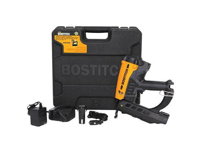 Stanley Tools 16-Gauge Straight Cordless Finish Nailer.