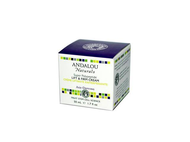 Super Goji Peptide Perfecting Cream - Andalou Naturals - 1.7 oz - Cream