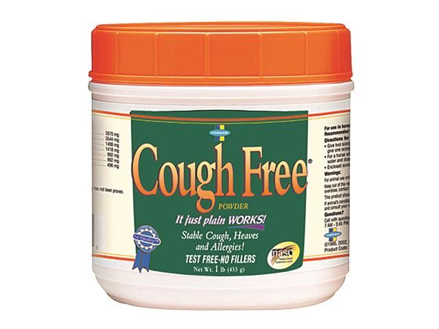 Cough Free Powder - 1 lb
