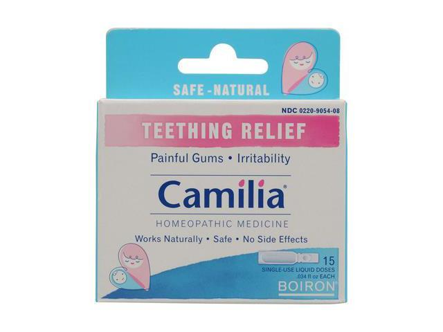 Camilia Teething Relief - Boiron - 15 - Dropper