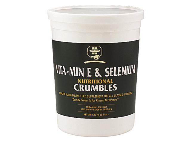 VITA-MIN E & SELENIUM CRUMBLES - 272523