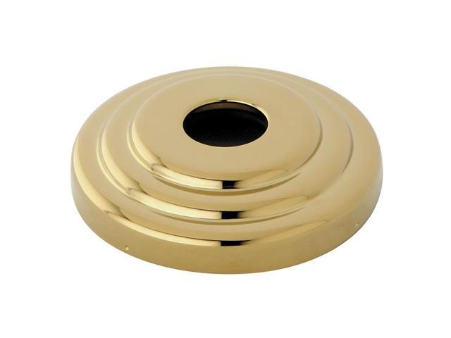 Kingston Brass FLCLASSIC2 Kingston Brass FLCLASSIC2 Made to Match .75 in. Escutcheon, Polished Brass