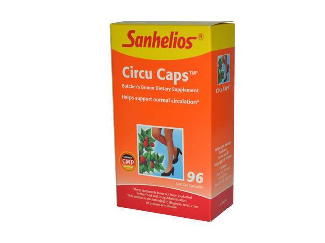 Circu Caps - Sanhelios - 96 - Softgel