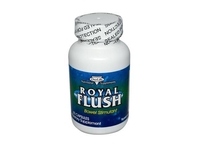 Royal Flush 60 Capsules