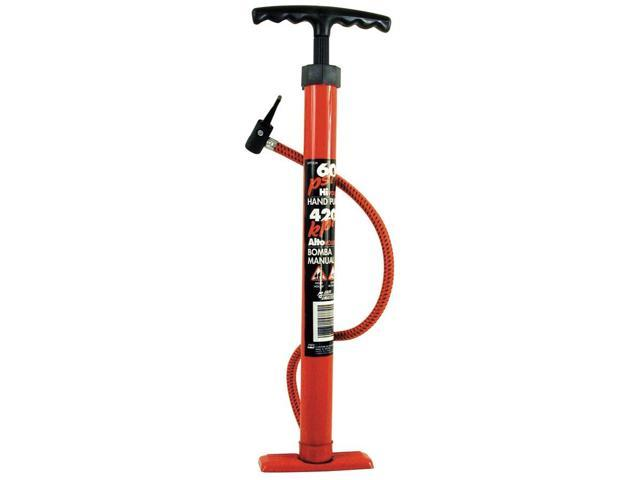 Custom Accessories 57772 Heavy Duty Tire Pump