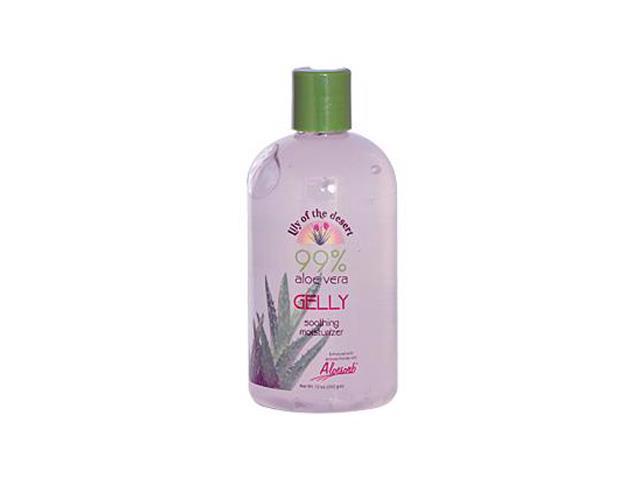 Aloe Vera Gelly-99% - Lily Of The Desert - 12 oz - Gel
