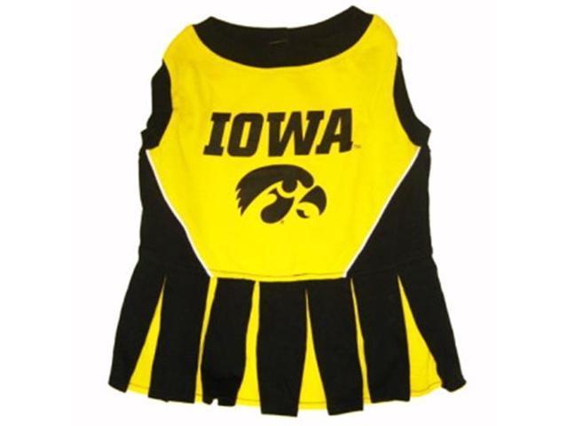 Iowa Hawkeye Cheer Leading XS
