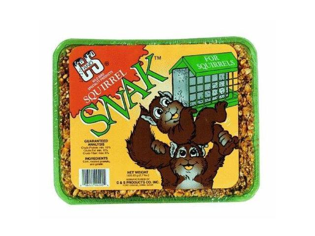 C And S 6205 Squirrel Snak Cake