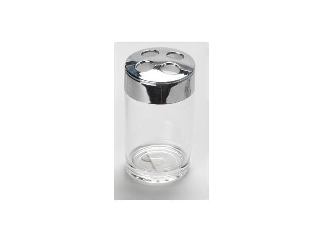 Carnation Home Fashions BA-ACR/TB Ribbed Acrylic Toothbrush Holder In Clear with