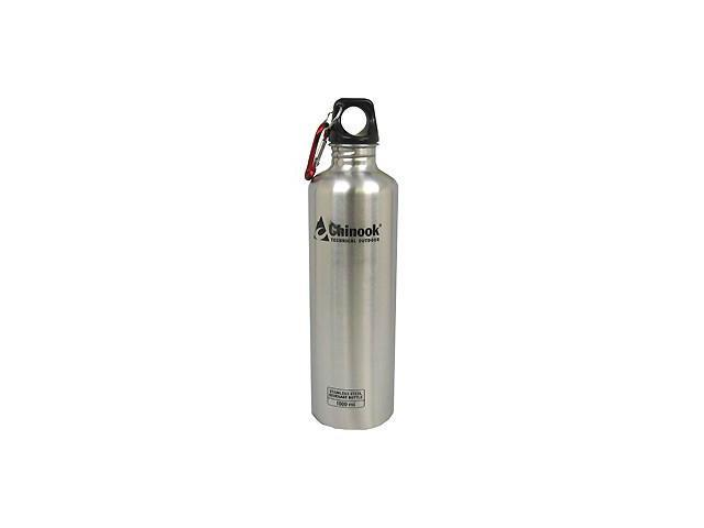 Chinook Cascade Wide Stainless Steel 32 Ounce Beverage Bottle