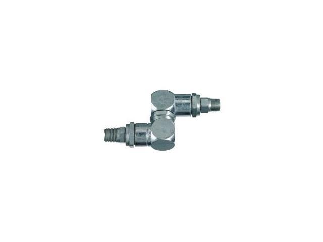 Lincoln Lubrication 81387 Swivel Nozzle