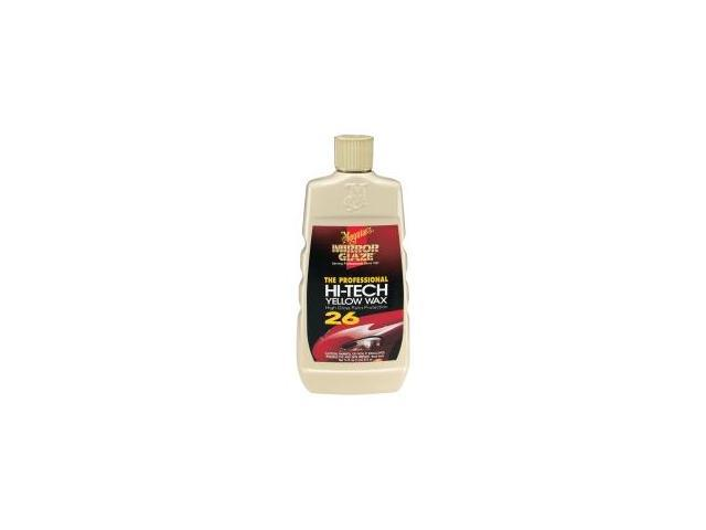 Meguiars M2616 Hi-Tech Yellow Wax - 16oz.