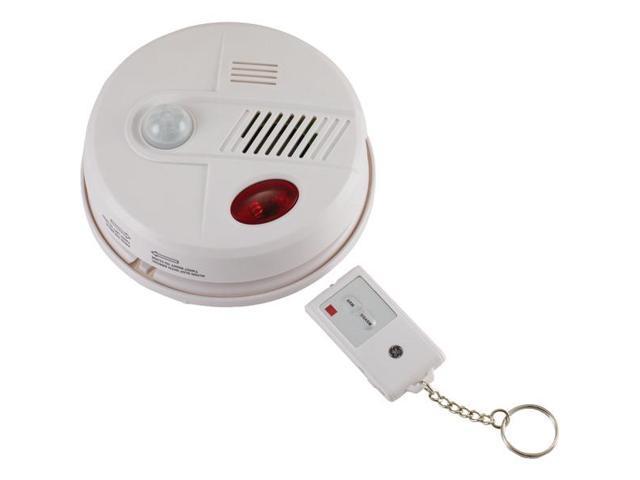 GE 45412 Motion-Sensing Alarm with Remote