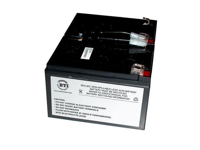 BTI- Battery Tech. SLA6-BTI UPS Battery