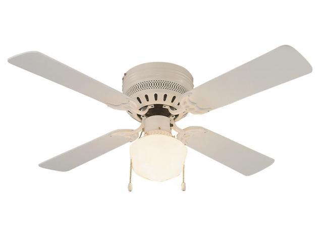 Ellington Wc42ww5c3f Wyman 42 Inch Hugger Ceiling Fan W 3