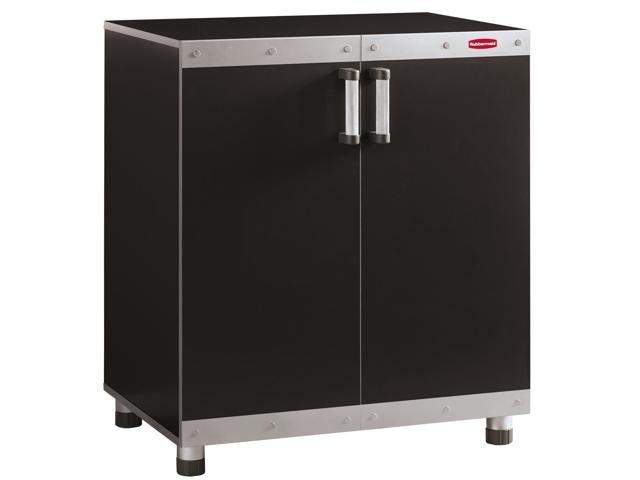 Rubbermaid FG5M1300CSLRK Fast Track Base Cabinet