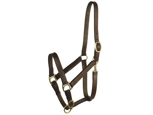 Gatsby Leather Company 203S/6 Stable Halter With Snap