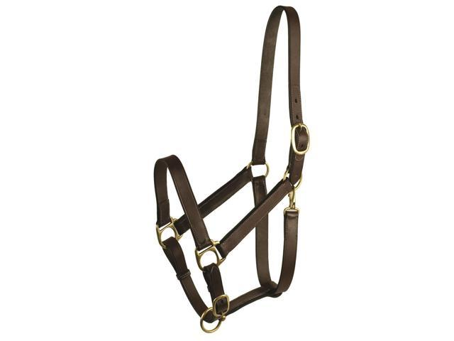 Gatsby Leather Company 203-2 Leather Halter