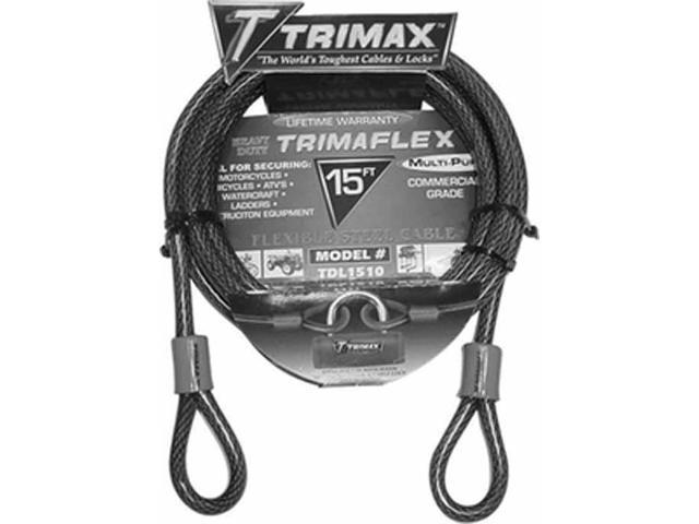 TDL815 TRIMAX TRIMAFLEX Dual Loop Multi-Use Cable 8' X 15MM