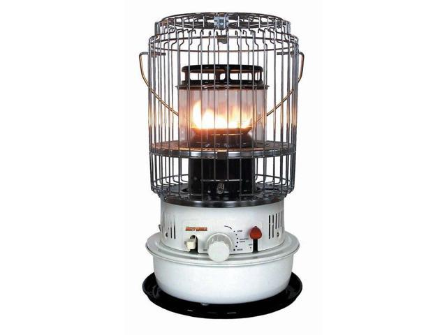World Marketing Of America Inc Kw-12 Port Indoor Kerosene Heater Old Kc1208