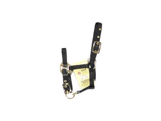 Hamilton Halter 3DA FLBK Adjustable Chin Halter
