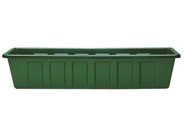 Novelty Mfg Cop 2181 Poly-Pro Flower Box Planters And Liners