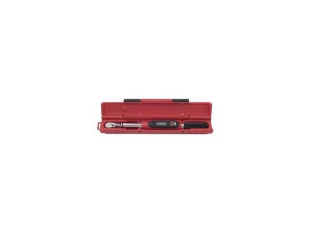 KD Tools 85073 3/8-in Drive Electronic Torque Wrench with Angle 10-100 ft lbs