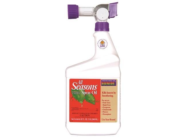 Bonide Products Inc P 213 All Seasons Horticultural Oil Spray Ready To Spray