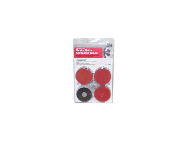 3M 1410 Roloc Brake Rotor Surfacing Disc Kit