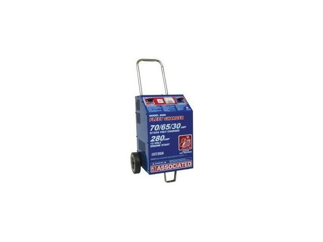 Associated 6006 6 / 12 / 24-Volt Battery Charger