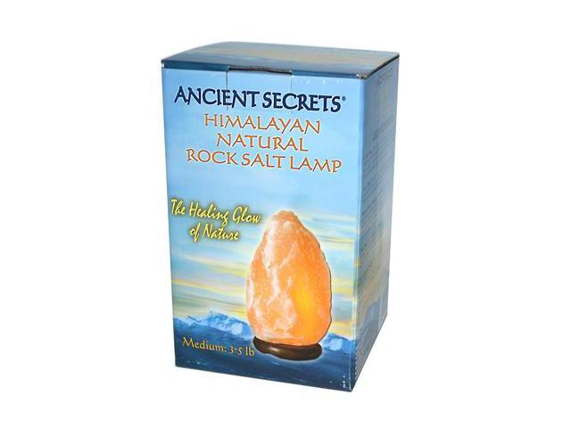 Salt Lamp 3-5 Lbs (box)