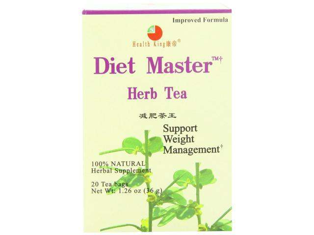 Tea Diet Master Herb 20 Bags