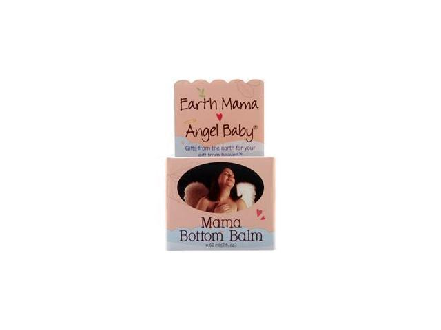 Earth Mama Bottom Balm - Earth Mama Angel Baby - 2 oz - Balm