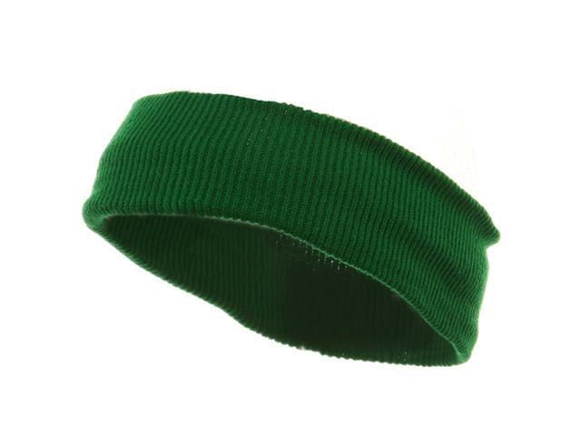 Head Bands (wide)-Kelly (W12S25B)