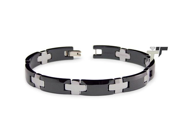 Tungsten Ceramic Bracelet