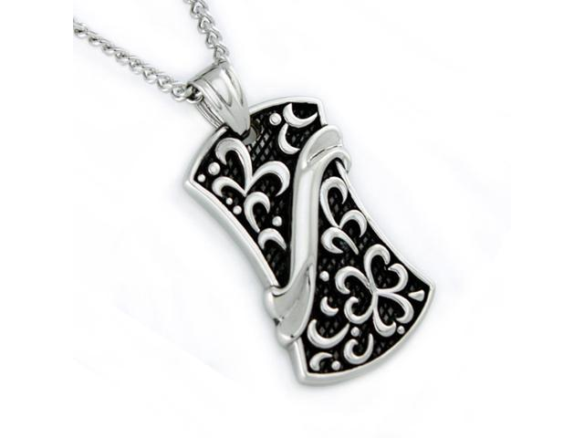 Stainless Steel Men's Pendant
