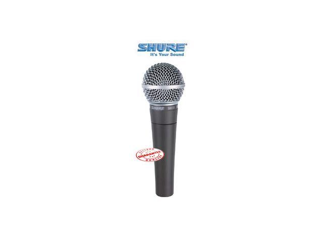 SHURE MICROPHONE SM58LC