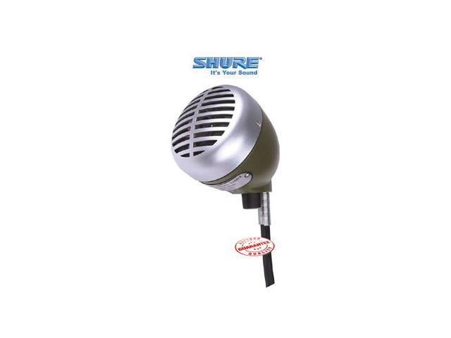 SHURE GREEN BULLET MICROPHONE 520DX