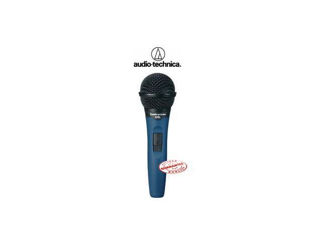 AUDIO-TECHNICA MIDNIGHT BLUES DYNAMIC MICROPHONE MB1K