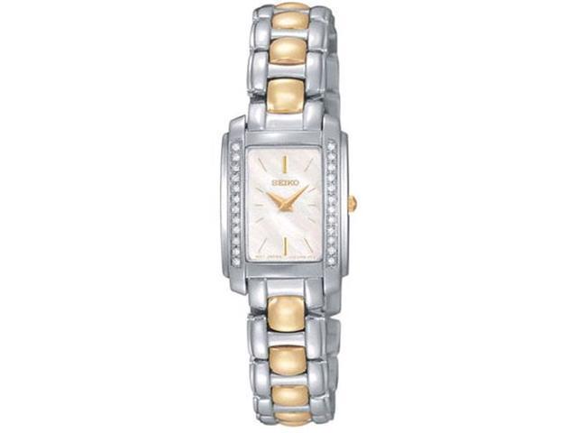 Seiko Women's Diamond watch #SUJF41