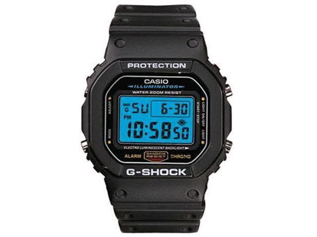 Casio DW5600E-1V G-Shock (Men's)