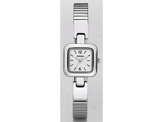 Fossil Dress Collection Expansion Silver Dial Women's watch #ES2779
